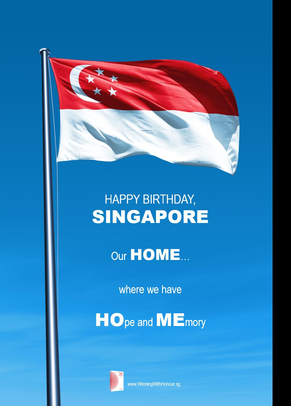 Singapore, our Home